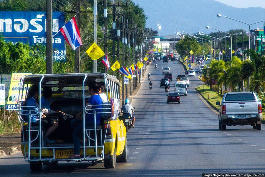 Китай и Таиланд частично возобновили транспортное сообщение