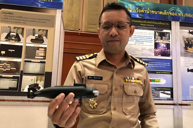 Таиланд строит подводную лодку по российской модели