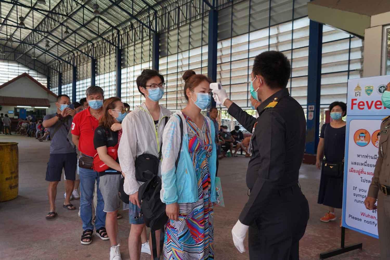 В Камбодже за сутки выявили двух зараженных коронавирусом