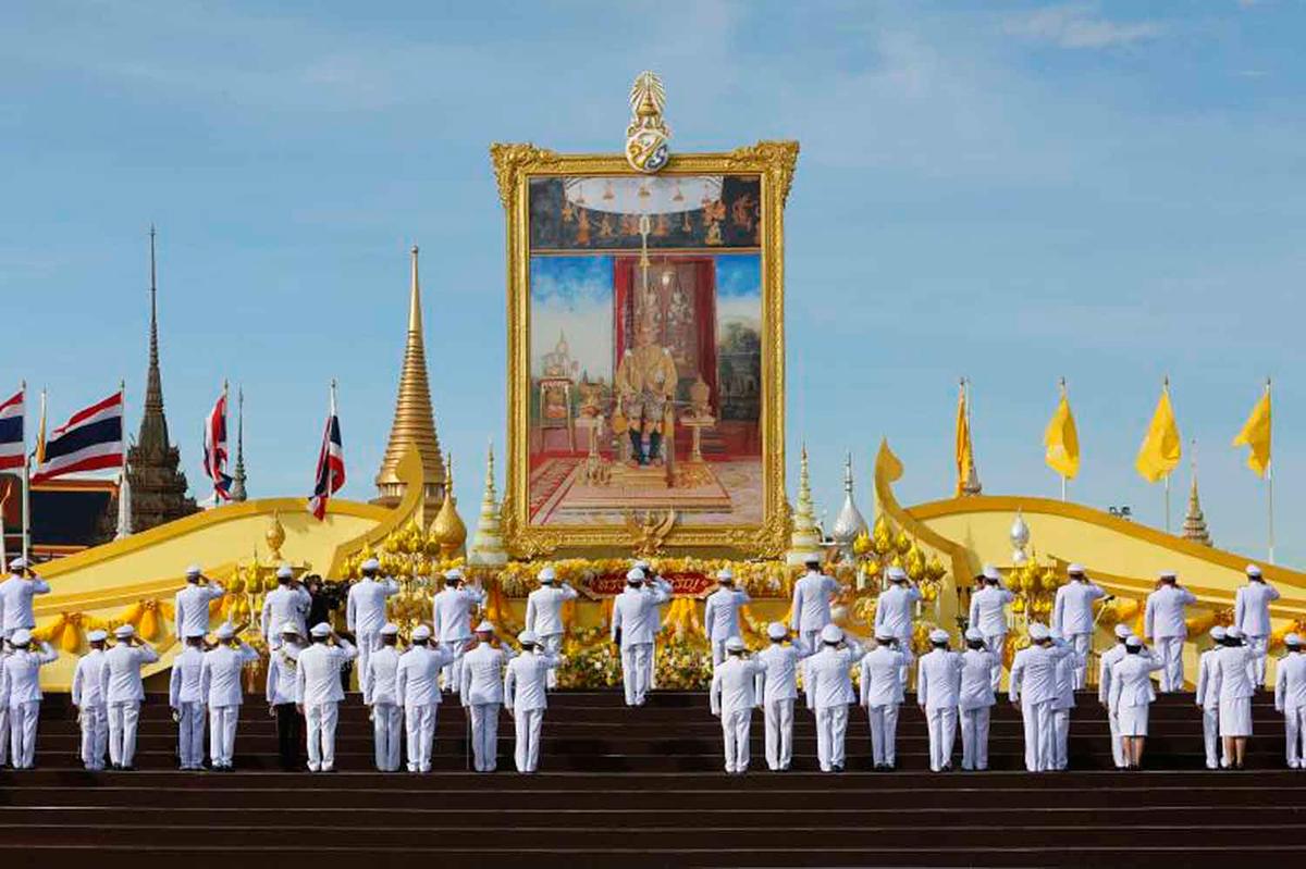 Поздравления Его Величеству Королю Таиланда в честь Дня рождения