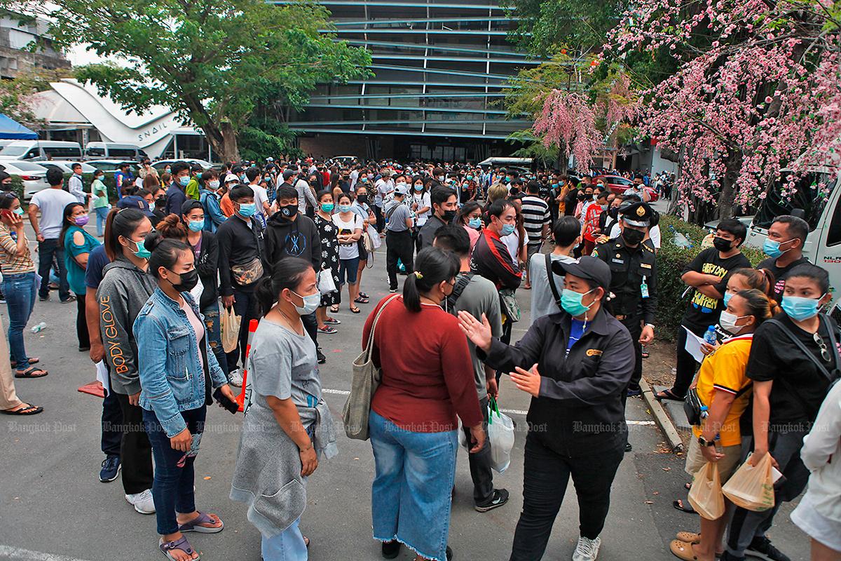 Развлекательные заведения в 41 провинции Таиланда временно закрыты