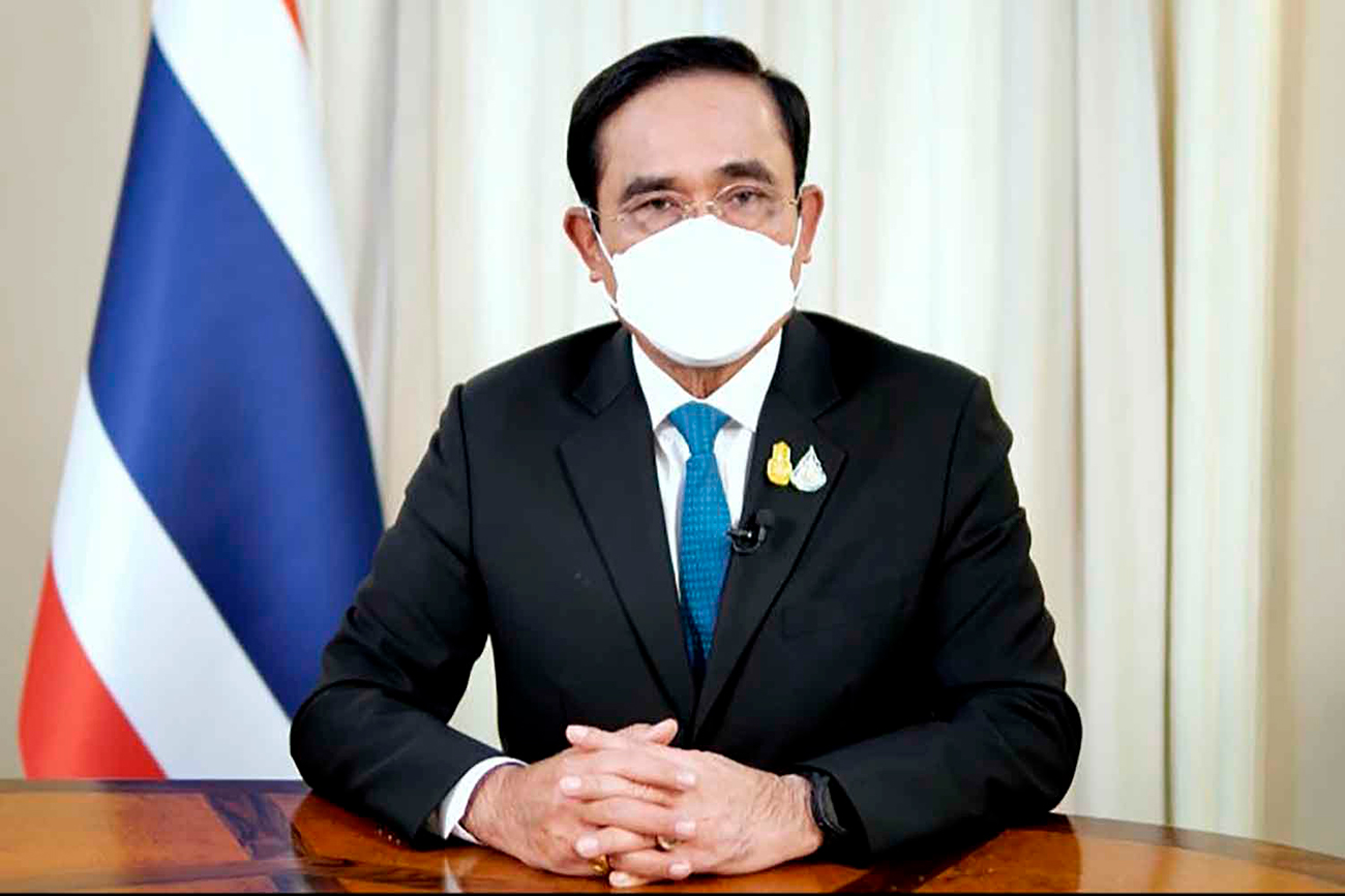 Тайские СМИ анонсировали выступление Премьер-министра по национальному ТВ с важным заявлением