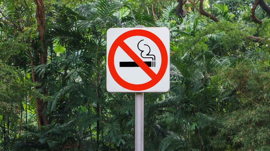В Паттайе проводят проверки соблюдения закона против курения