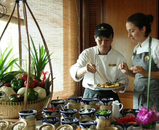 Удивительная кухня Камбоджи. Часть:1