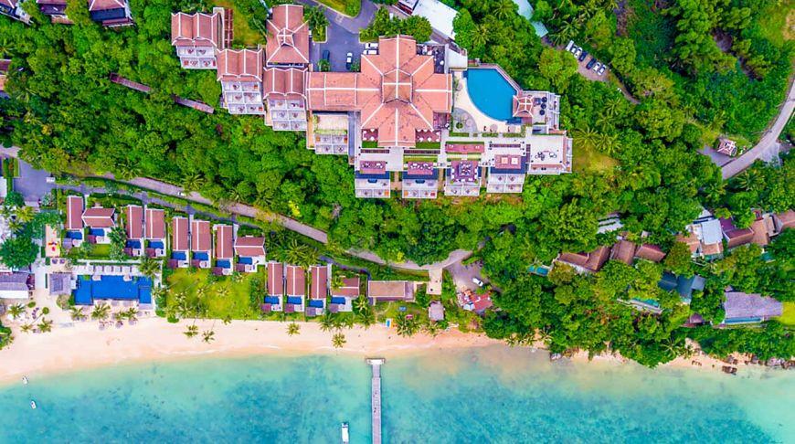 Новые впечатления в Таиланде с Intercontinental Koh Samui Resort