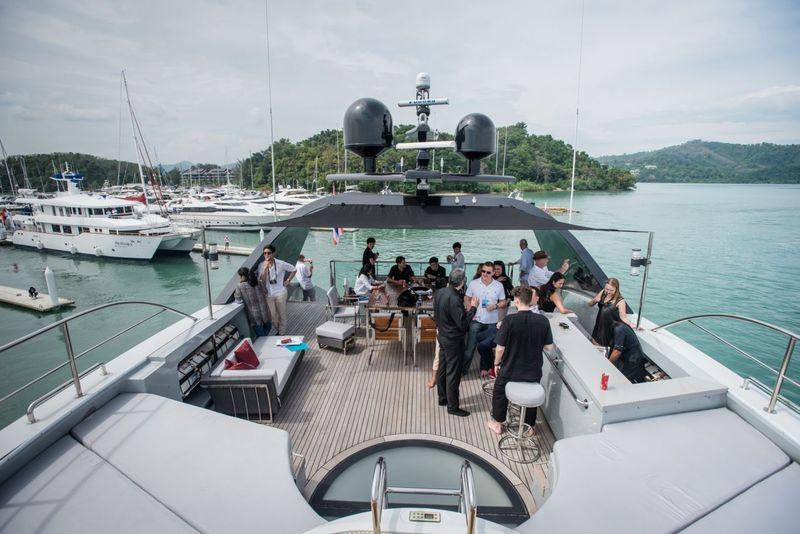 Чем порадует Thailand Yacht Show and RendezVous-2019