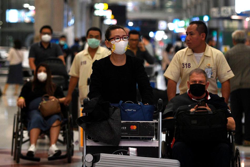 Международные прибытия в Тайланд во время пандемии вируса: распространенные мифы
