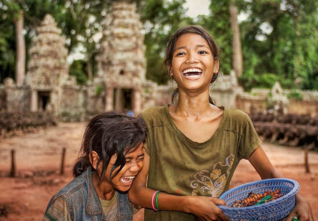 Камбоджа — самая дружелюбная страна в мире в 2020 году