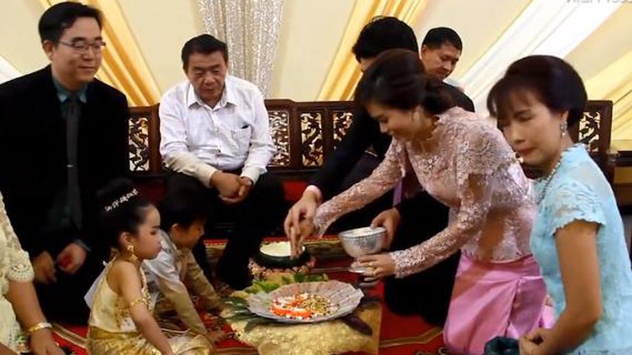Свадьба брата и сестры состоялась в Таиланде