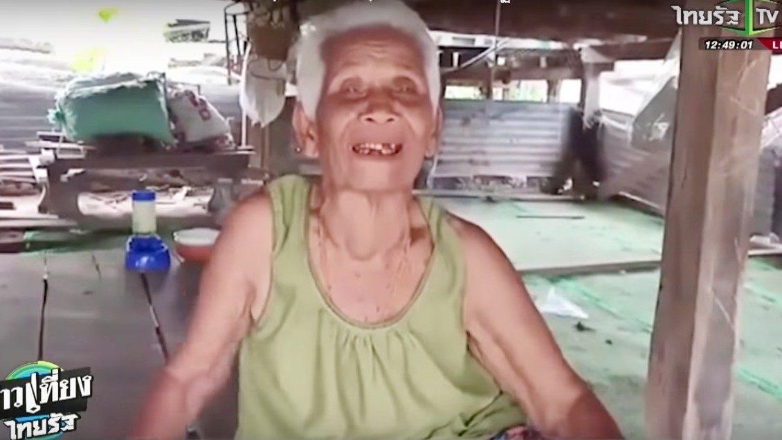 82-летняя тайка умерла и воскресла