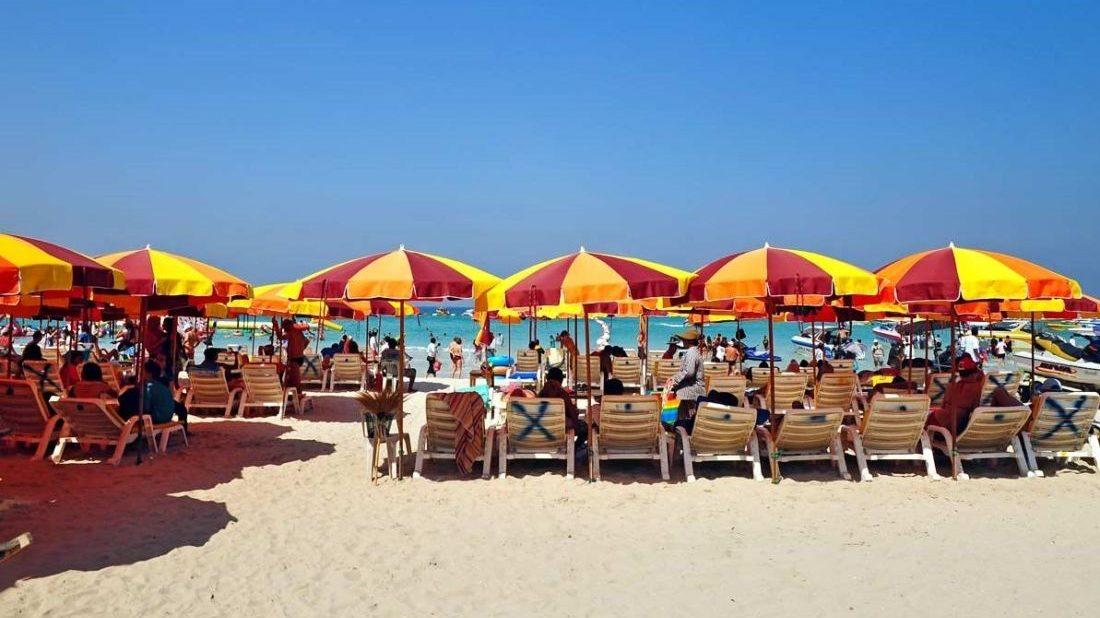 Пляжи Паттайи планируют оборудовать подземными общественными туалетами