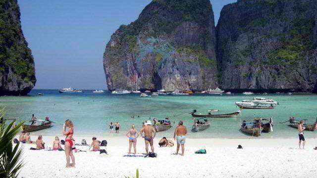 Пхукет оказался мировым лидером по количеству туристов на квадратную милю