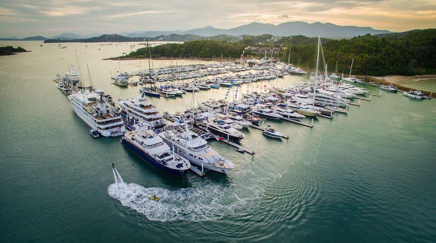 Thailand Yacht Show 2018 — масштабное событие в мире яхтинга