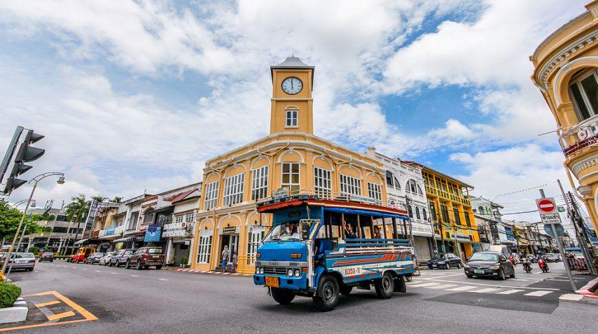 В январе на Пхукете запустят новый автобусный маршрут