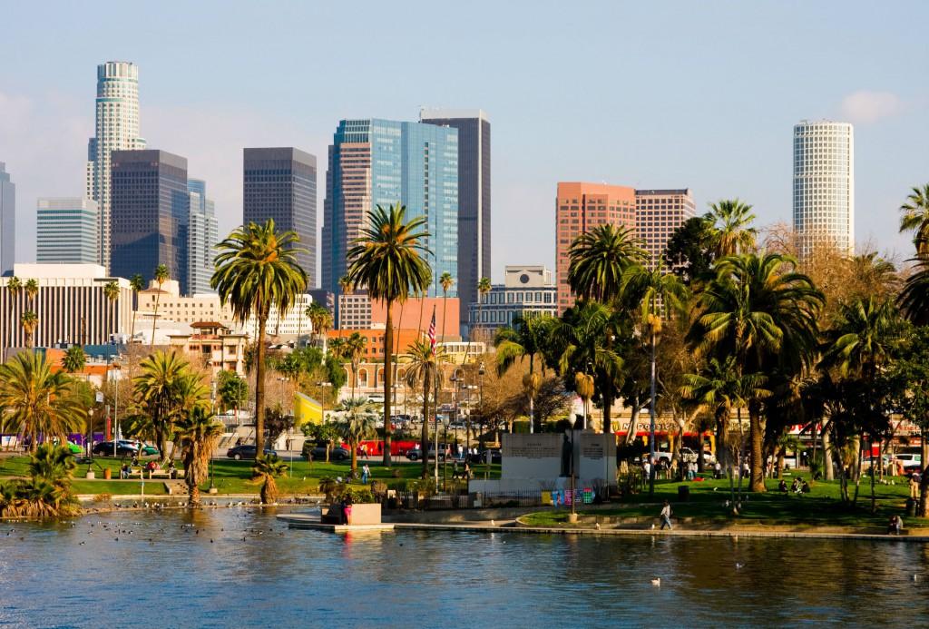 Лос-Анджелес глазами кинорежиссера