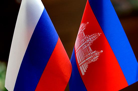 Косачев: российские парламентарии заинтересованы в активизации контактов с коллегами из Камбоджи
