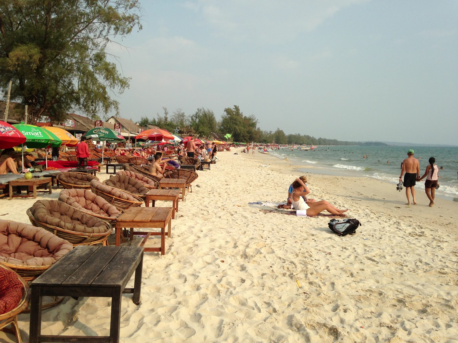 Камбоджа займется привлечением российских туристов