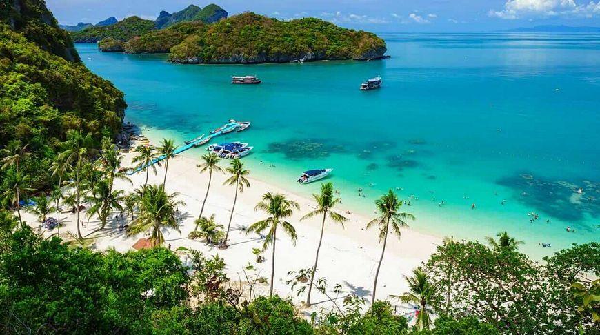 Топ-5 островов для отдыха в Таиланде