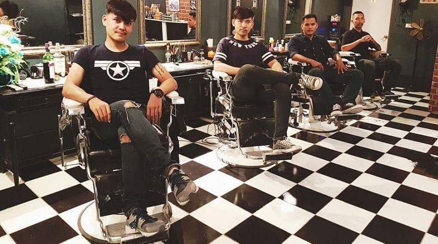 Как открыть барбершоп в Паттайе: рассказывает владелица салона Together Barbershop