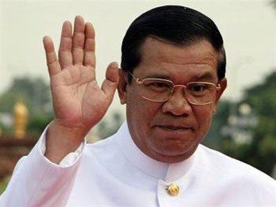 Премьер-министр Камбоджи намерен оставаться у власти в ближайшие 10 лет