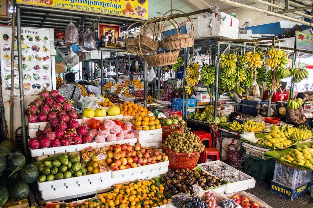 Камбоджа и моя овощная лавка | Пномпень | Русские в Камбодже