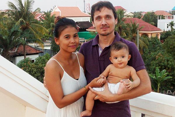 «Живу обычно, ем летучих мышей» История москвича, переехавшего в Камбоджу