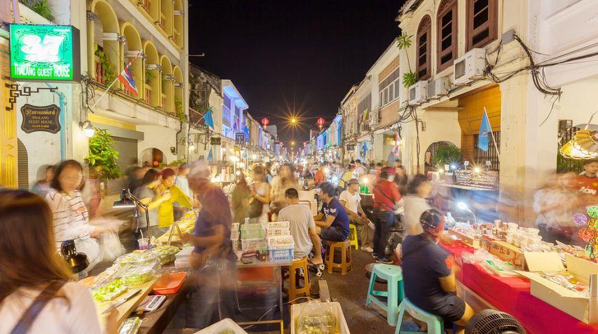 В Пхукет-тауне стартовал фестиваль Phuket City of Gastronomy
