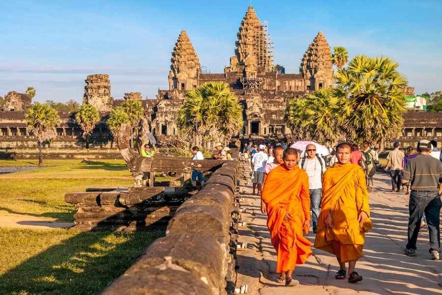 Министр туризма Камбоджи выразил надежду на восстановление турпотока из Китая