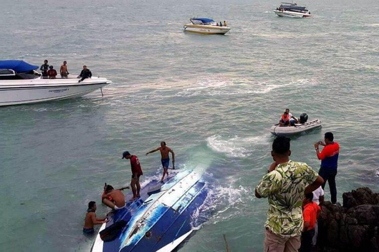 Туризм Таиланда расплачивается за катастрофу на Пхукете