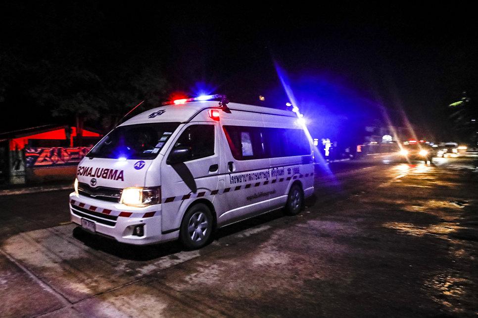 Двое погибли и пятеро получили ранения в ходе перестрелки в Бангкоке