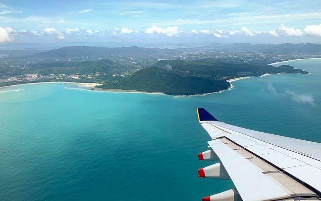 Как сейчас прилететь в Таиланд