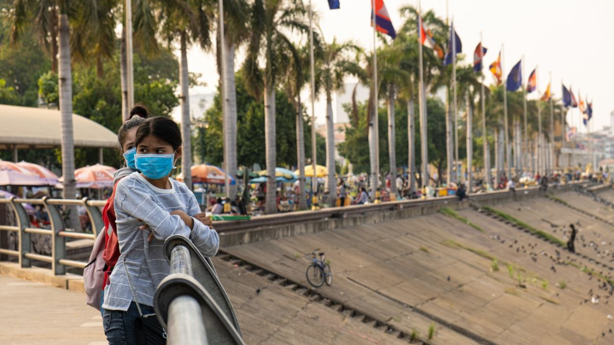 В Камбодже выявлены еще семь ввозных случаев заражения COVID-19