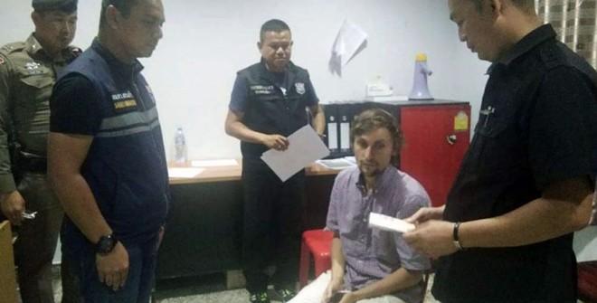 В Таиланде задержали россиянина за исправленную ручкой визу