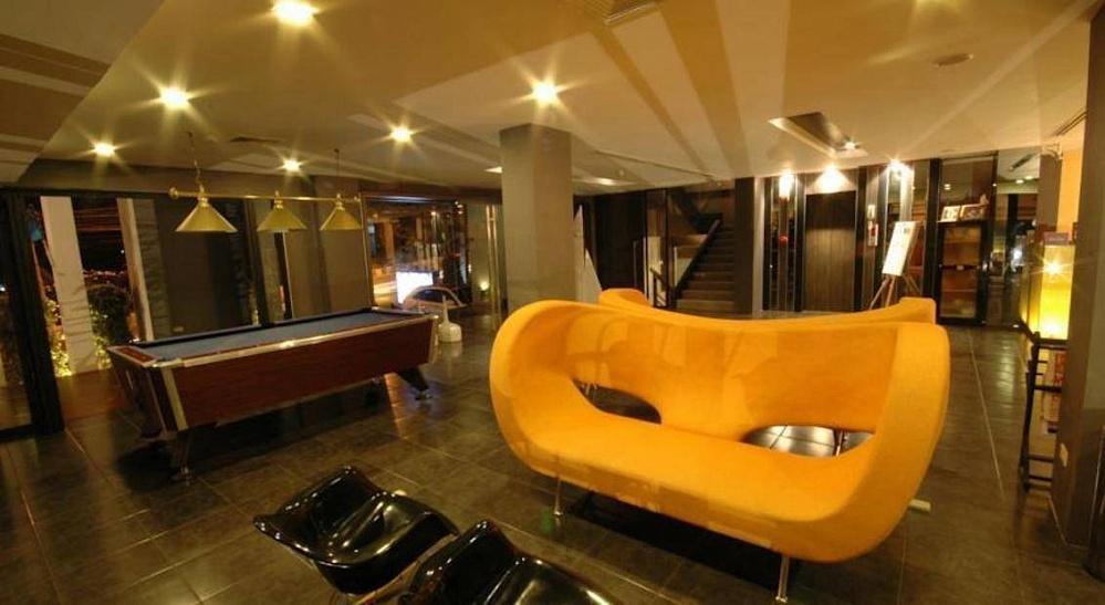 Обзор бутик отеля Manita. Manita hotel. Паттайя