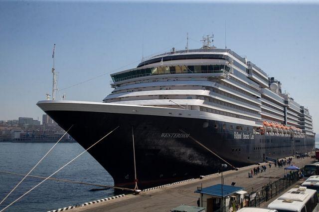 Россиян с лайнера Westerdam в Камбодже отправят на родину 15 февраля
