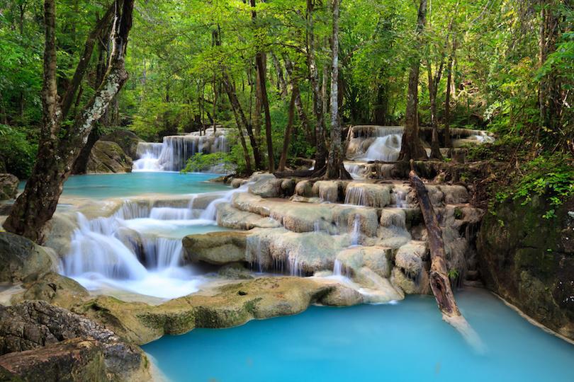 Национальные парки Таиланда временно закрыты из-за непогоды