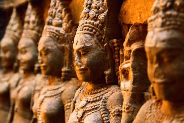 Камбоджа: таинственные храмы, молодые курорты и заповедники