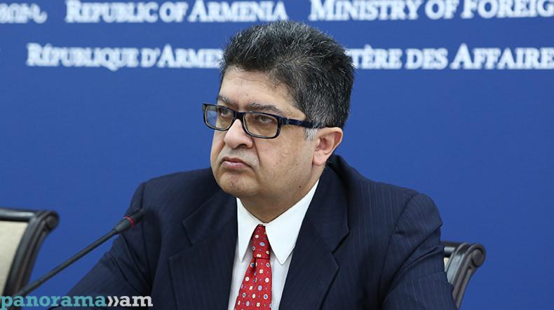 Назначен посол Армении в Камбодже