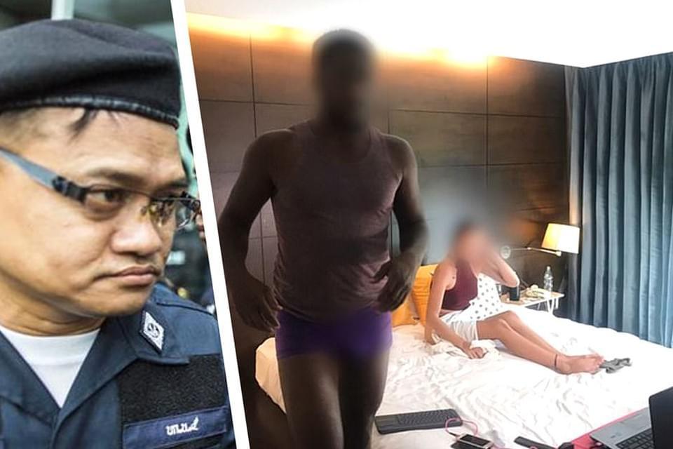 В Таиланде сладкой парочке туристов грозит 5 лет тюрьмы за откровенные съемки  в отеле