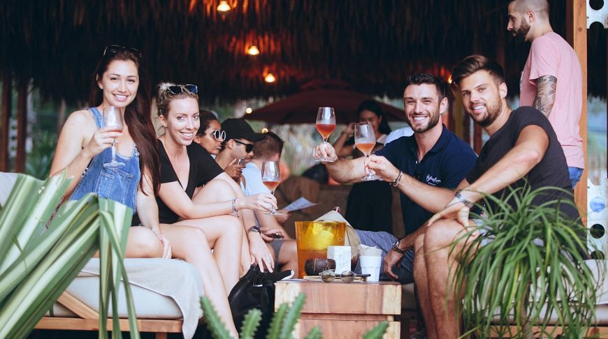 5 причин посетить Beach Club Café Del Mar на Пхукете