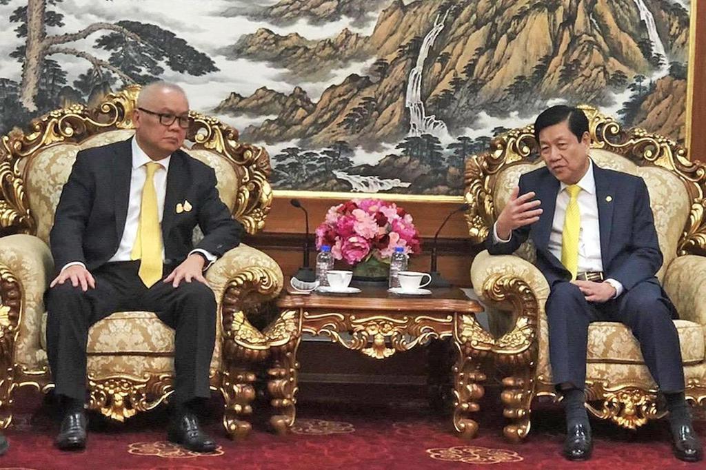 Тайско-китайская торговая палата призывает ускорить экономическое партнерство с Китаем