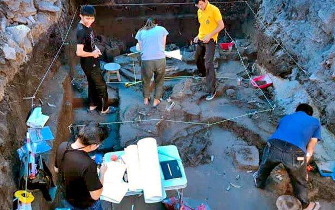Тайские археологи обнаружили скелеты людей 1000-летней давности