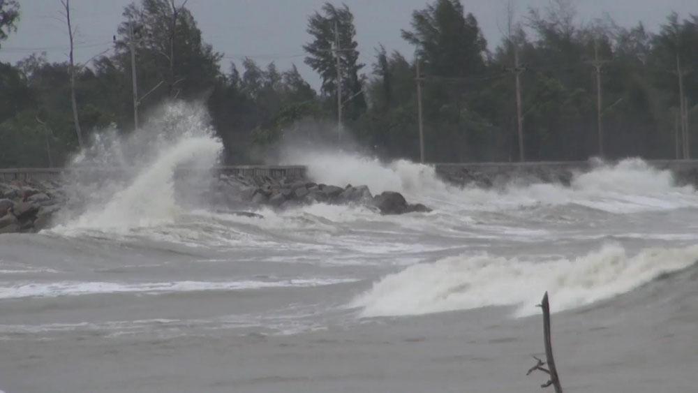Тайланд готовится к тропическому шторму «Томбин»
