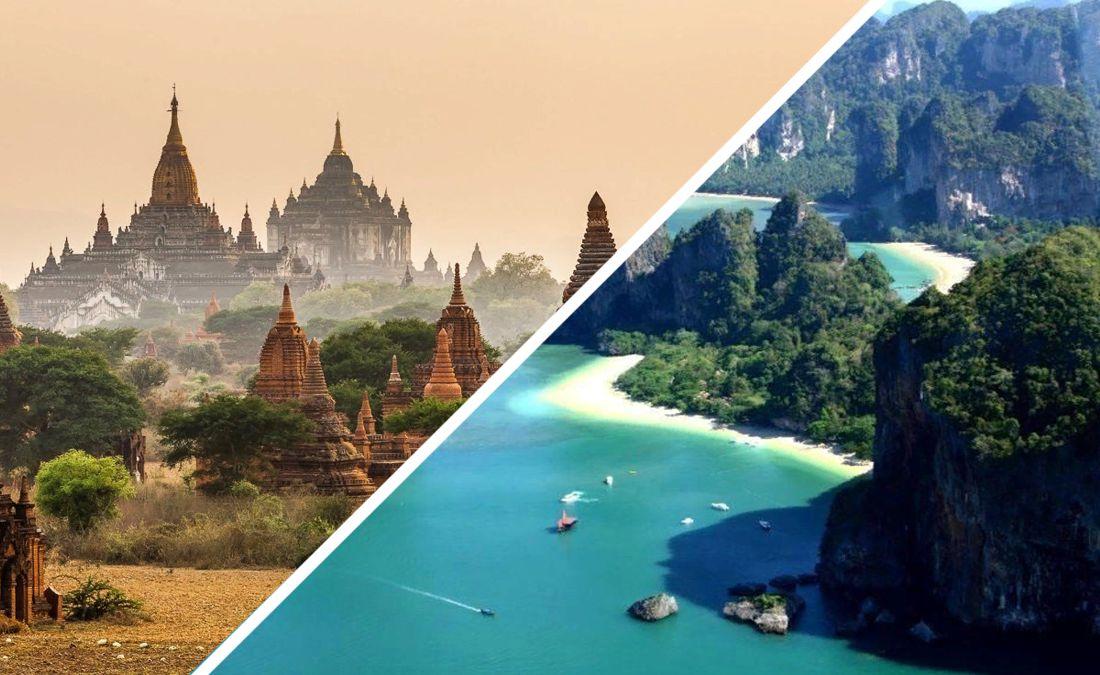 flydubai открывает рейсы в Таиланд на курорты Краби и в Мьянму