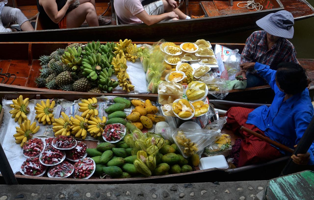 Что из еды нужно обязательно попробовать в Таиланде?