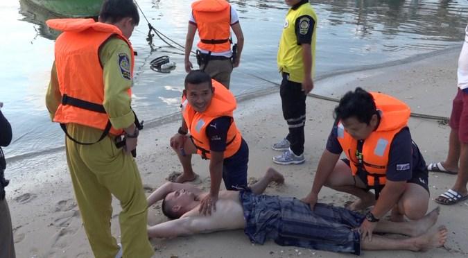 Голый и пьяный российский турист арестован в Таиланде