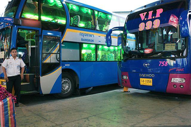 Первый общественный автобус на Самуи. ОСТРОВ УЖЕ НЕ БУДЕТ ПРЕЖНИМ!