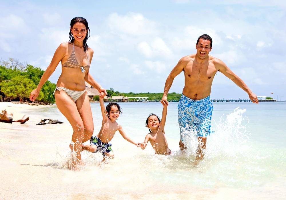 Знакомимся с наилучшими местами для отпуска с детьми