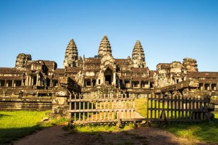 Археологический парк Ангкор в Камбодже принял с начала 2018 года более 850 тыс. туристов