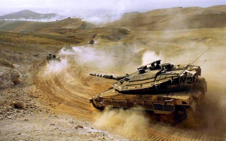 Карьера с помощью армии Израиля